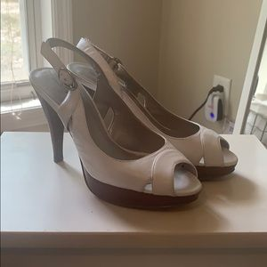 white marc fisher shoes